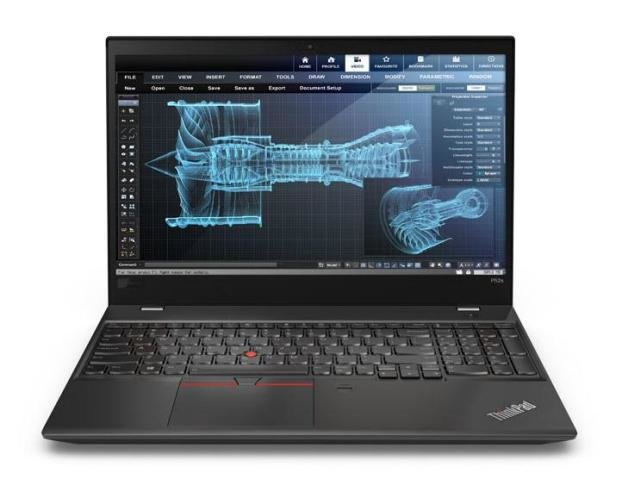 Notebook Lenovo ThinkPad P52s